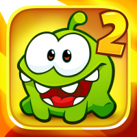 لعبة  الضفدع  Cut the Rope 2
