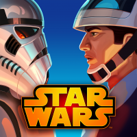 لعبة ستار ويرس  Star Wars: Commander