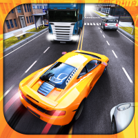 لعبة Race the Traffic