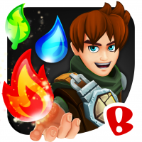 لعبة Spellfall  Adventure