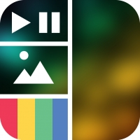 Vidstitch for Instagram - Video and Picture Frame Collage