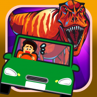 A Dino World Escape FREE - Wild Creature Hunter