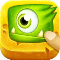 Monster Puzzle - NEW challenging block matching game