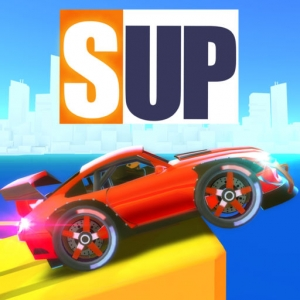 لعبة السباق SUP Multiplayer Racing