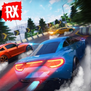 لعبة السباق Extreme Asphalt : Car Racing