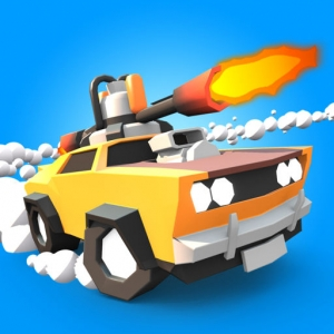 لعبة السباق Crash of Cars