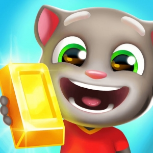 توم Talking Tom Gold Run