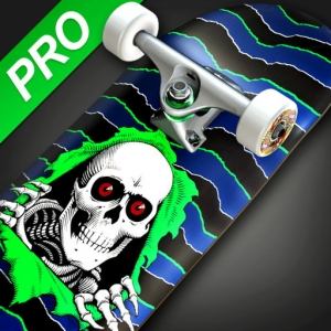 لعبة التزلج Skateboard Party 2 Pro