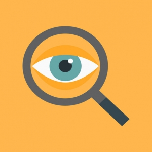 عدسة التكبير Magnifying glass