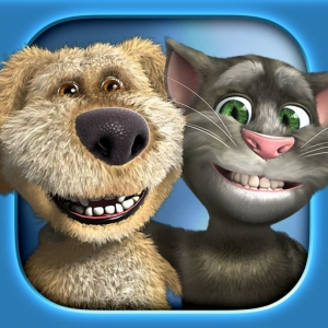 توم وبين Talking Tom  Ben News