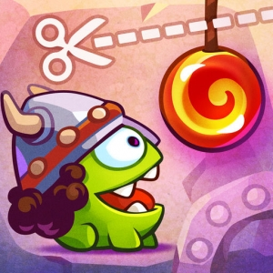 قطع الحبال Cut the Rope: Time Travel HD