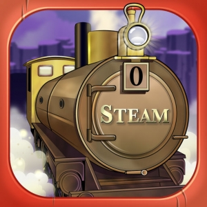 لعبة البخار Steam: Rails to Riches محاكاة