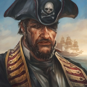 قراصنة - الكاريبي هانت The Pirate: Caribbean Hunt