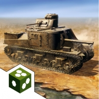 تانك باتل Tank Battle: North Africa استراتيجية