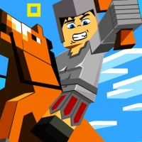 حرب ملحمية Castle Crafter Survival Craft