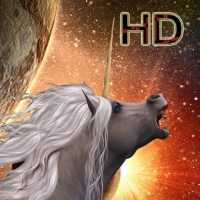 صيد التنانين Space Unicorn Dragonfire Attack  Deadly Wyvern Dragons Alicorn Hunt 3D